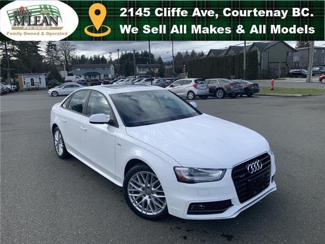 2016 Audi A4 2.0T Komfort plus (Stk: M5295C-20) in Courtenay - Image 1 of 33
