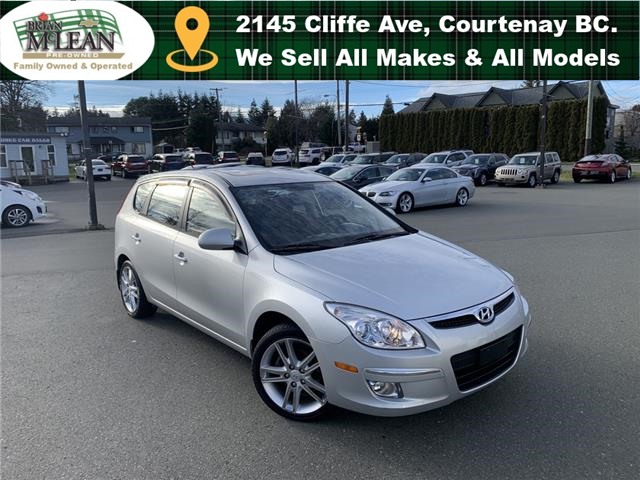 2010 Hyundai Elantra Touring GLS (Stk: M6051A-21) in Courtenay - Image 1 of 27