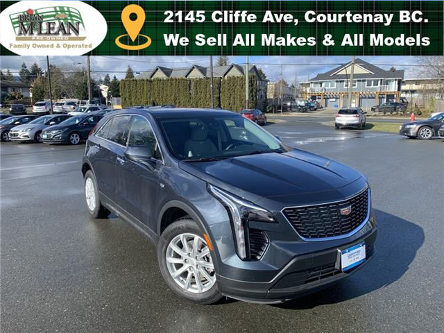 2020 Cadillac XT4 Luxury (Stk: M6056A-21) in Courtenay - Image 1 of 28
