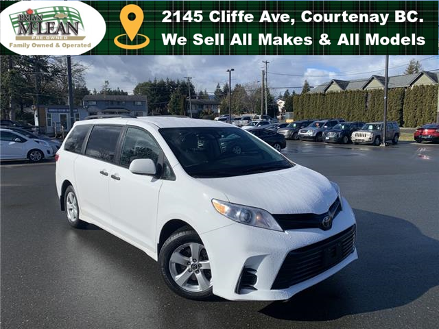 2020 Toyota Sienna CE 7-Passenger (Stk: M6096A-21) in Courtenay - Image 1 of 26