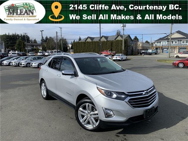 2019 Chevrolet Equinox Premier (Stk: M6087A-21) in Courtenay - Image 1 of 36