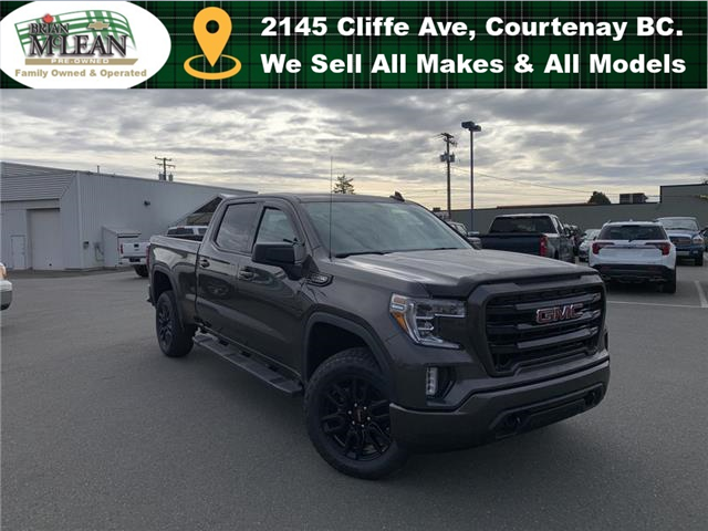 2019 GMC Sierra 1500 Elevation (Stk: M6061B-21) in Courtenay - Image 1 of 29