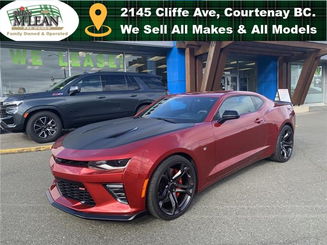 2017 Chevrolet Camaro 1SS (Stk: M6144A-21) in Courtenay - Image 1 of 12