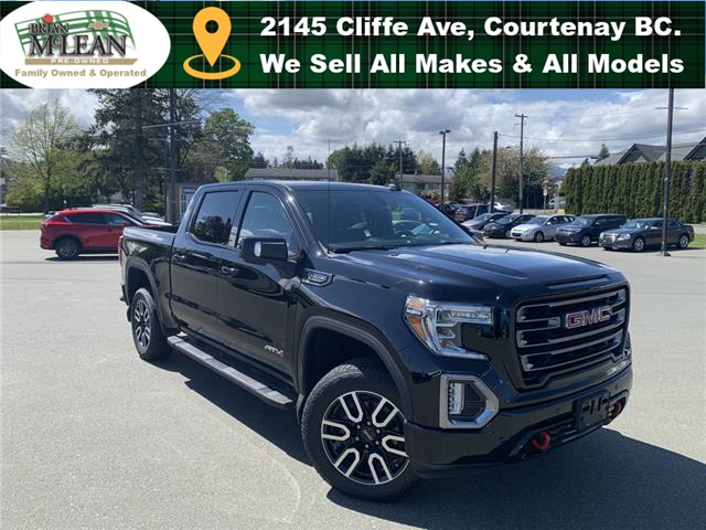 2019 GMC Sierra 1500 AT4 (Stk: M6151A-21) in Courtenay - Image 1 of 33