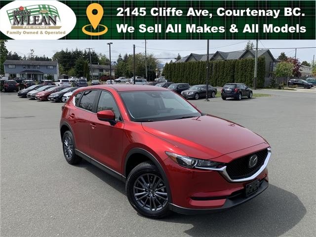2021 Mazda CX-5 GS (Stk: M6083A-21) in Courtenay - Image 1 of 31