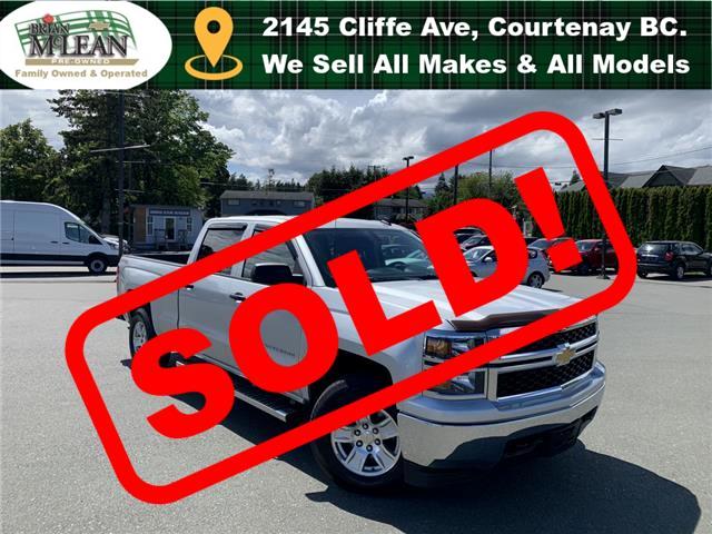 2014 Chevrolet Silverado 1500 1LT (Stk: M6073A-21) in Courtenay - Image 1 of 24