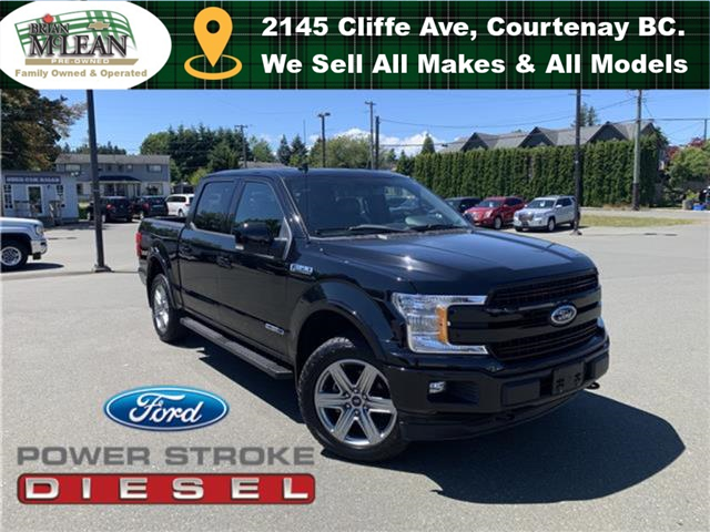 2018 Ford F-150 Lariat (Stk: M6183A-21) in Courtenay - Image 1 of 36
