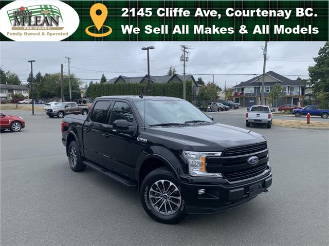 2018 Ford F-150 Lariat (Stk: M6174A-21) in Courtenay - Image 1 of 31