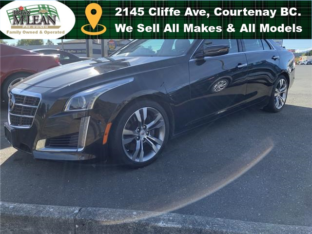 2014 Cadillac CTS 3.6L Twin Turbo Vsport (Stk: M1351A-16) in Courtenay - Image 1 of 10