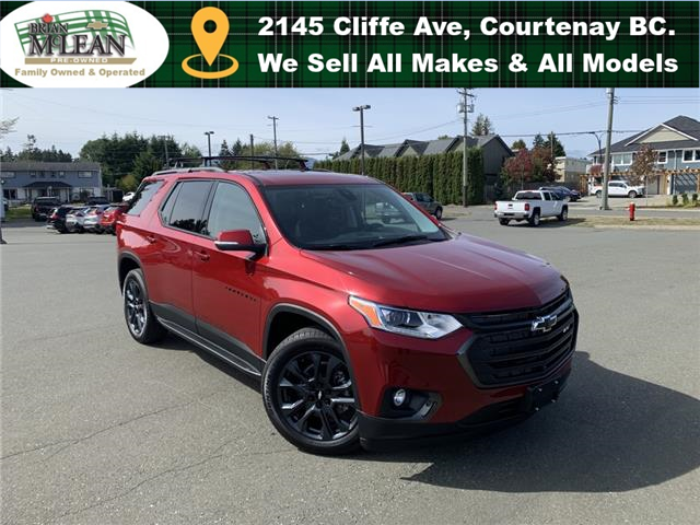 2021 Chevrolet Traverse RS (Stk: M6184B-21) in Courtenay - Image 1 of 33