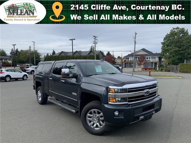 2018 Chevrolet Silverado 3500HD High Country (Stk: M6030A-21) in Courtenay - Image 1 of 32