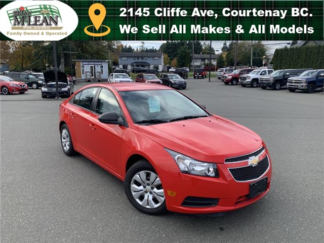 2014 Chevrolet Cruze 1LS (Stk: M5060A-20) in Courtenay - Image 1 of 20