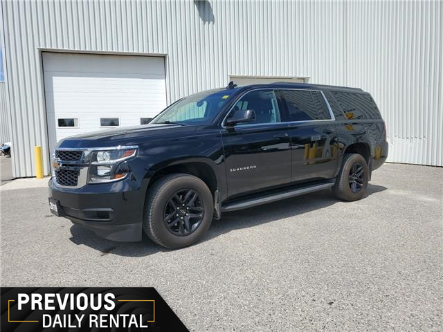 2019 Chevrolet Suburban LS (Stk: P21619A) in Timmins - Image 1 of 10