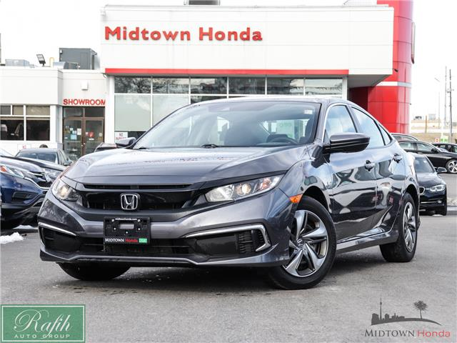 2019 Honda Civic LX (Stk: P13501) in North York - Image 1 of 26