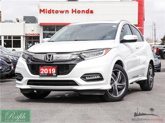 2019 Honda HR-V Touring (Stk: P13613) in North York - Image 1 of 30