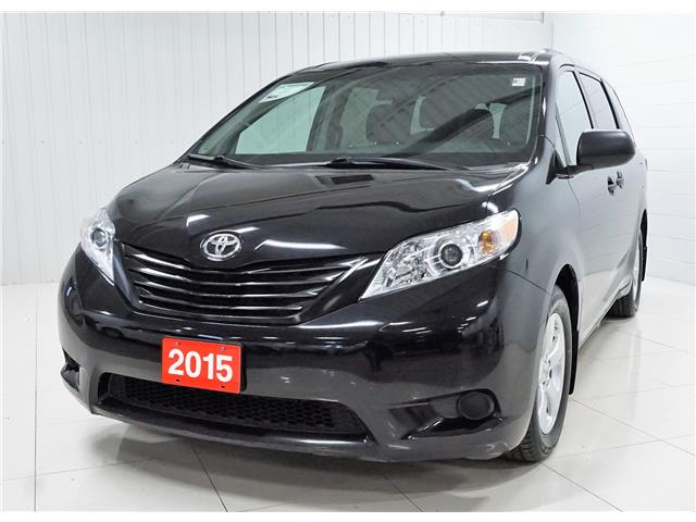 2015 Toyota Sienna 7 Passenger (Stk: P5665) in Sault Ste. Marie - Image 1 of 22
