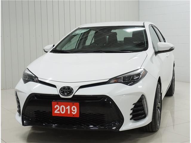 2019 Toyota Corolla SE (Stk: PR038) in Sault Ste. Marie - Image 1 of 20