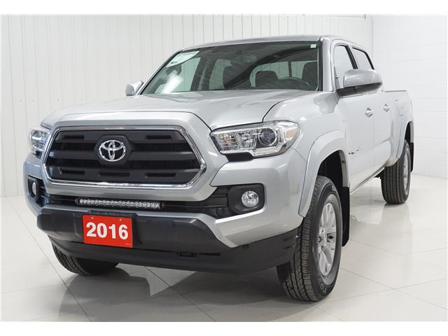 2016 Toyota Tacoma SR5 (Stk: T20011A) in Sault Ste. Marie - Image 1 of 19