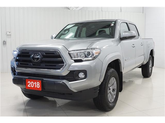 2018 Toyota Tacoma SR5 (Stk: T20088A) in Sault Ste. Marie - Image 1 of 19