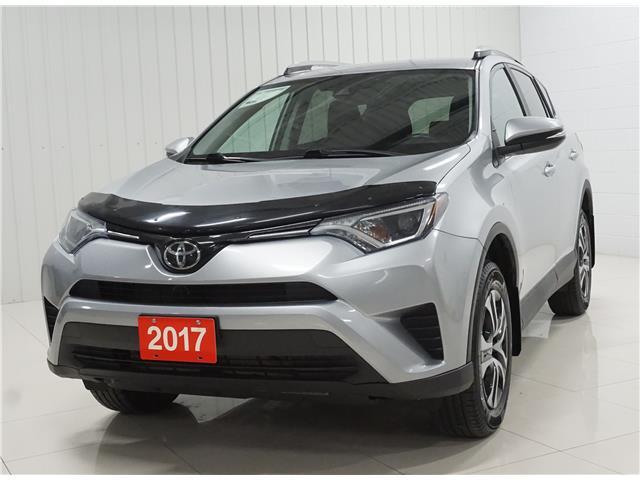 2017 Toyota RAV4 LE (Stk: V19120A) in Sault Ste. Marie - Image 1 of 21
