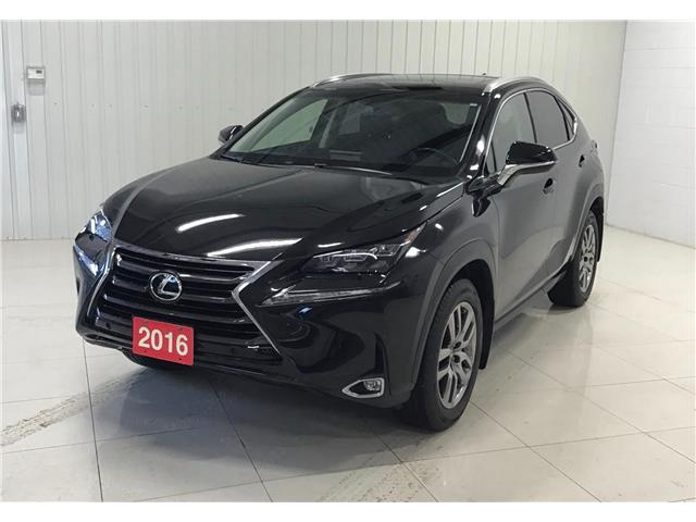 2016 Lexus NX 200t Base (Stk: P5823) in Sault Ste. Marie - Image 1 of 1