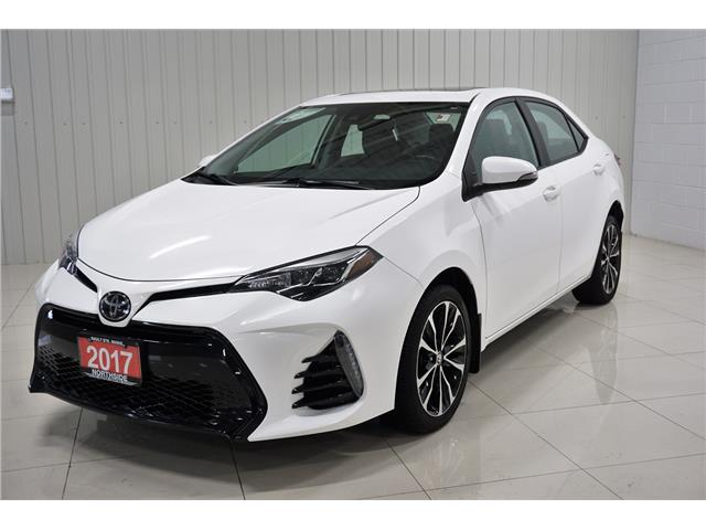 2017 Toyota Corolla SE (Stk: P5471A) in Sault Ste. Marie - Image 1 of 1