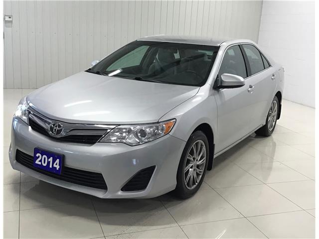 2014 Toyota Camry LE (Stk: T20140A) in Sault Ste. Marie - Image 1 of 1