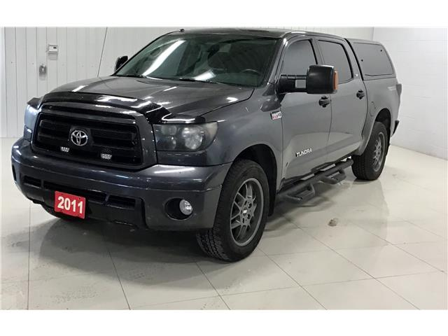 2011 Toyota Tundra SR5 5.7L V8 (Stk: T20170A) in Sault Ste. Marie - Image 1 of 1