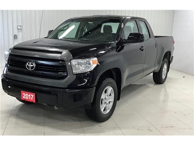 2017 Toyota Tundra SR 4.6L V8 (Stk: T20111A) in Sault Ste. Marie - Image 1 of 1