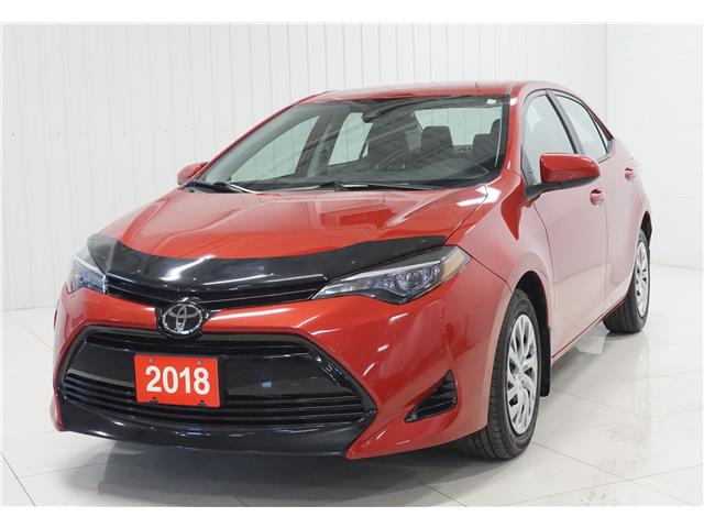 2018 Toyota Corolla LE (Stk: P5815) in Sault Ste. Marie - Image 1 of 19