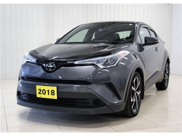 2018 Toyota C-HR XLE (Stk: P5895) in Sault Ste. Marie - Image 1 of 18