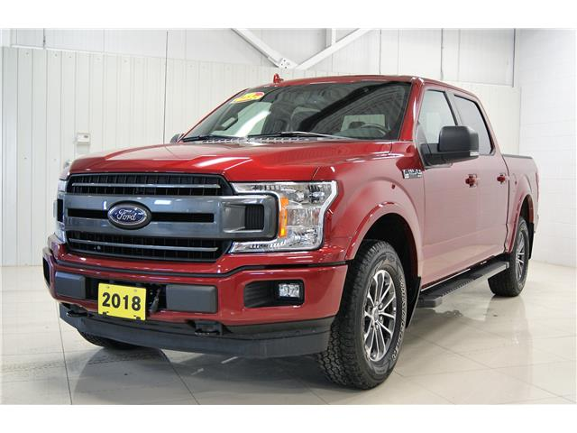 2018 Ford F-150 XLT (Stk: T20200A) in Sault Ste. Marie - Image 1 of 17