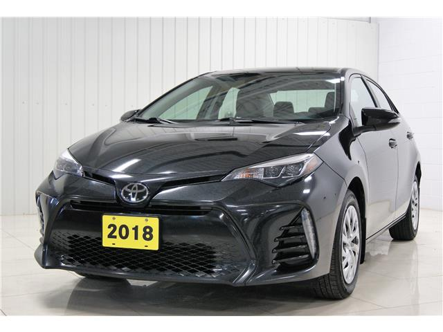2018 Toyota Corolla SE (Stk: P5933) in Sault Ste. Marie - Image 1 of 17