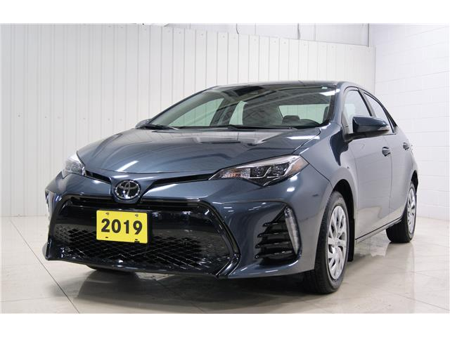 2019 Toyota Corolla SE (Stk: P6003) in Sault Ste. Marie - Image 1 of 15