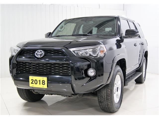 2018 Toyota 4Runner SR5 (Stk: P6110) in Sault Ste. Marie - Image 1 of 18