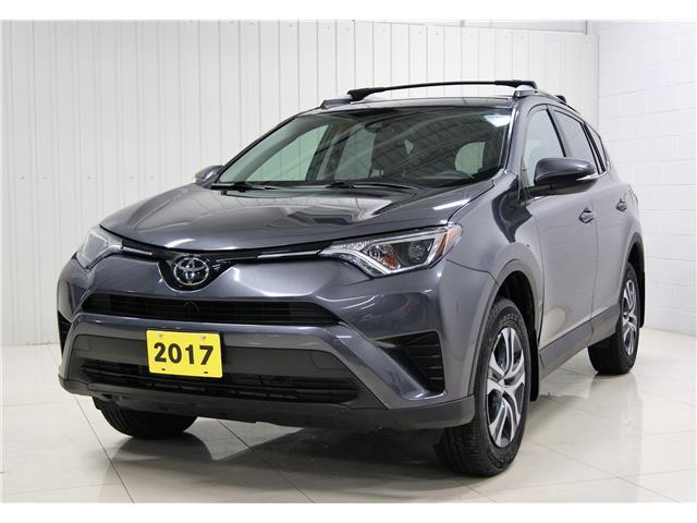 2017 Toyota RAV4 LE (Stk: P6105) in Sault Ste. Marie - Image 1 of 15