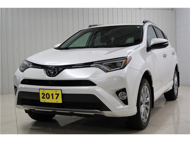 2017 Toyota RAV4 Limited (Stk: P6117) in Sault Ste. Marie - Image 1 of 15