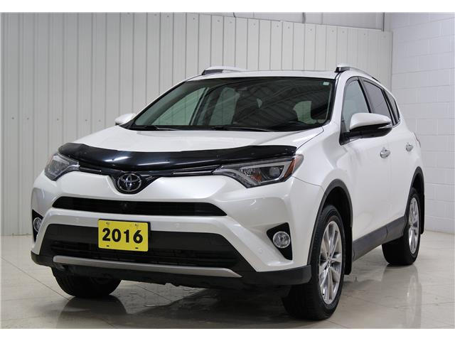 2016 Toyota RAV4 Limited (Stk: P6164) in Sault Ste. Marie - Image 1 of 17