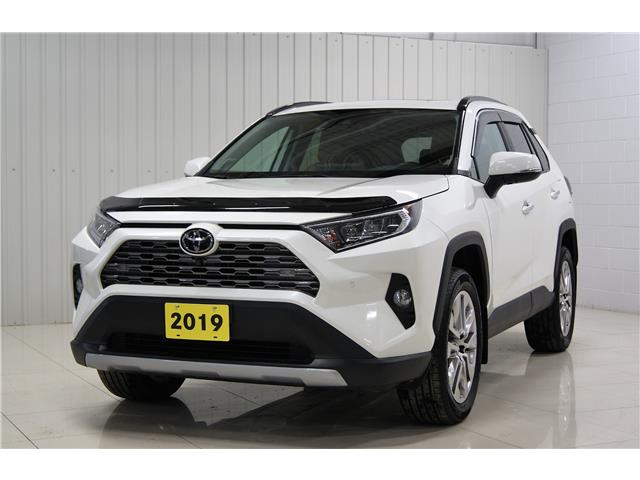 2019 Toyota RAV4 Limited (Stk: P6184) in Sault Ste. Marie - Image 1 of 17