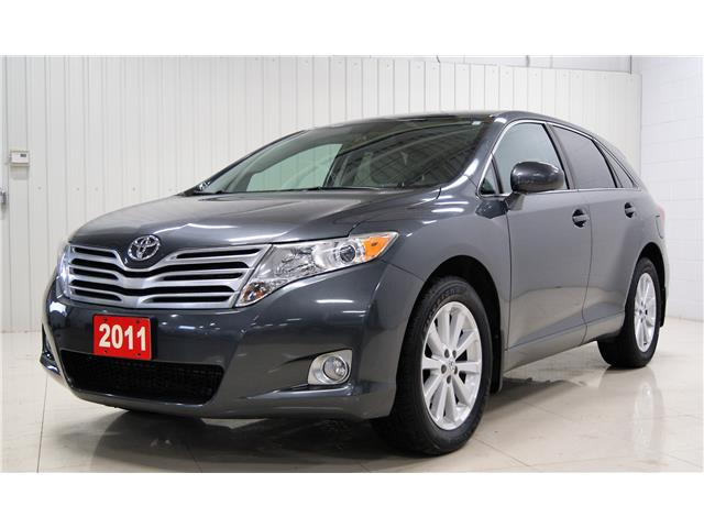 2011 Toyota Venza Base (Stk: P6216A) in Sault Ste. Marie - Image 1 of 15