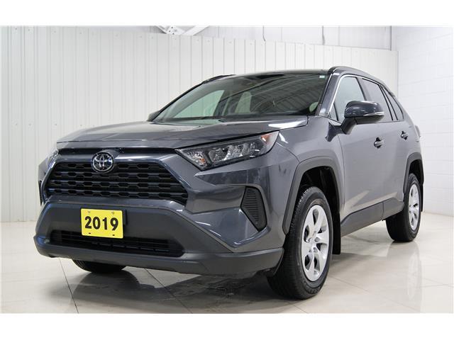 2019 Toyota RAV4 LE (Stk: P6279) in Sault Ste. Marie - Image 1 of 16