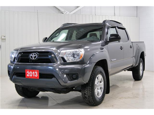 2013 Toyota Tacoma V6 (Stk: T21111A) in Sault Ste. Marie - Image 1 of 12