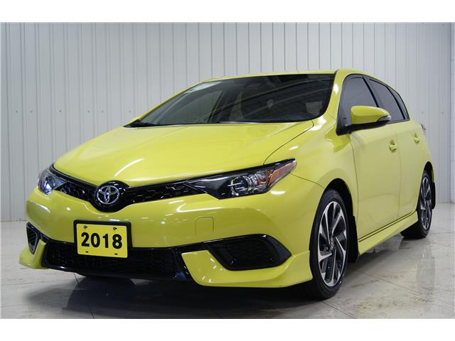 2018 Toyota Corolla iM Base (Stk: P6282) in Sault Ste. Marie - Image 1 of 13