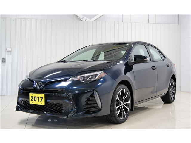 2017 Toyota Corolla SE (Stk: P6296) in Sault Ste. Marie - Image 1 of 16