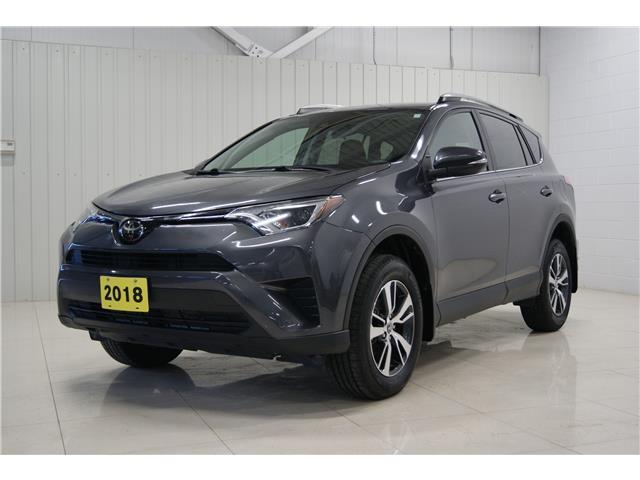 2018 Toyota RAV4 LE (Stk: P6280) in Sault Ste. Marie - Image 1 of 14
