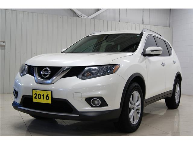 2016 Nissan Rogue SV (Stk: P6321) in Sault Ste. Marie - Image 1 of 13