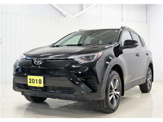 2018 Toyota RAV4 LE (Stk: P6331) in Sault Ste. Marie - Image 1 of 15
