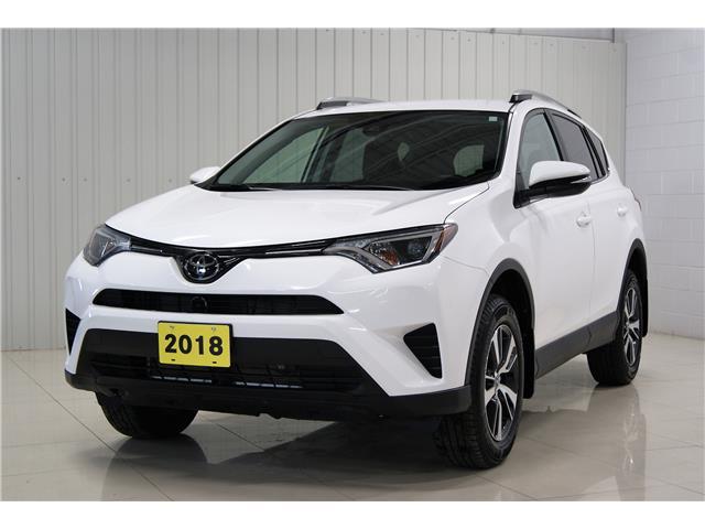 2018 Toyota RAV4 LE (Stk: P6345) in Sault Ste. Marie - Image 1 of 15