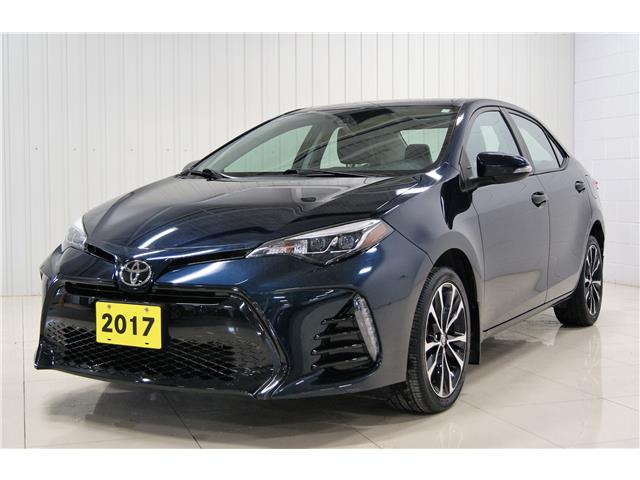 2017 Toyota Corolla SE (Stk: P6316) in Sault Ste. Marie - Image 1 of 15