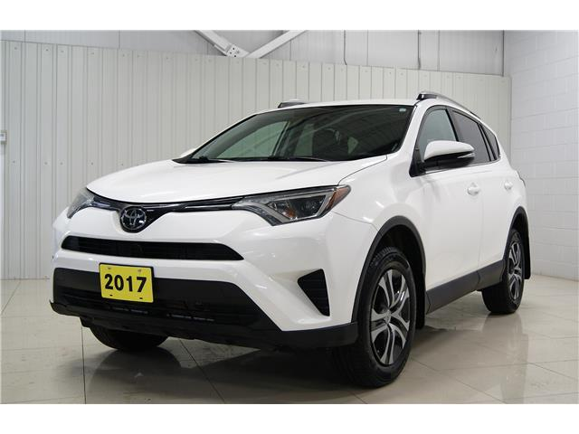 2017 Toyota RAV4 LE (Stk: T21126A) in Sault Ste. Marie - Image 1 of 15
